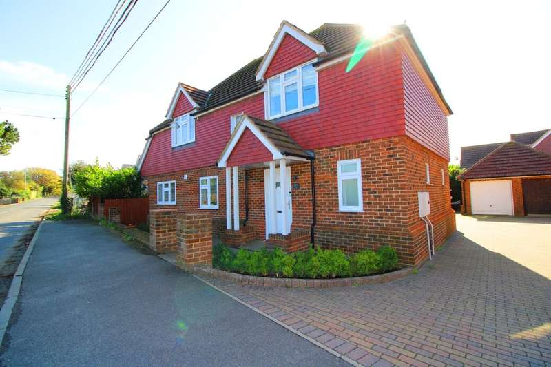 4 Bedrooms Detached House for sale in Chequers Road, Minster On Sea, Sheerness, ME12