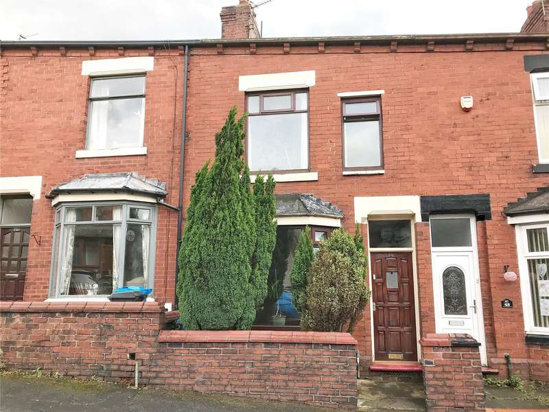 3 Bedrooms Terraced House for sale in Seville Street, Royton, Oldham, Greater Manchester, OL2