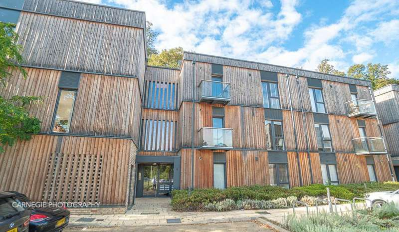 2 Bedrooms Apartment Flat for sale in Orion Court, Clock House Gardens, Welwyn