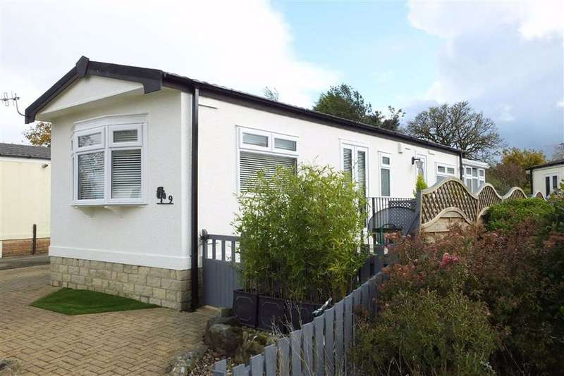 1 Bedroom Park Home Mobile Home for sale in The Dales, Salterforh, Lancashire, BB18