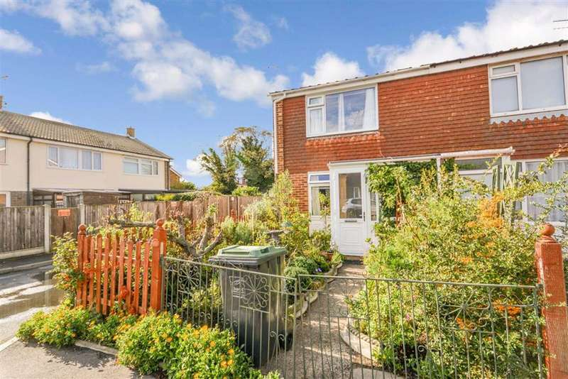 2 Bedrooms End Of Terrace House for sale in Cedar Close, Margate, Kent