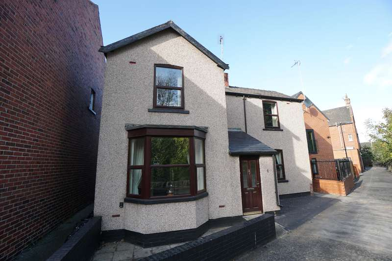 2 Bedrooms Detached House for sale in River Terrace, Hillsborough, Sheffield, S6 2PD