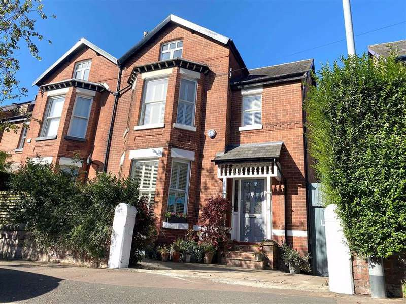 5 Bedrooms Semi Detached House for sale in Zetland Road, Chorlton, Manchester, M21