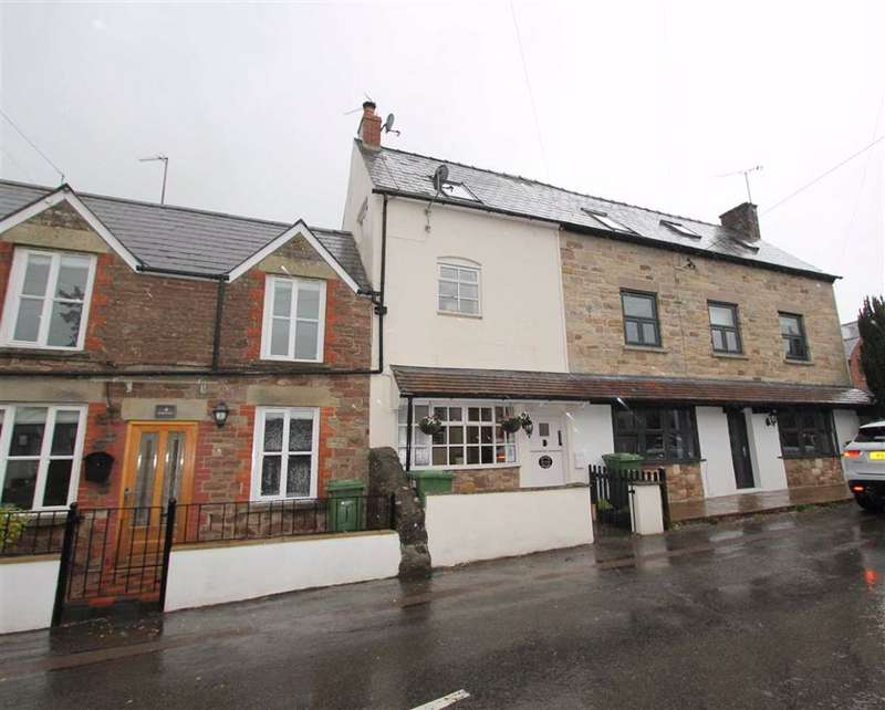 3 Bedrooms Terraced House for sale in Goodrich