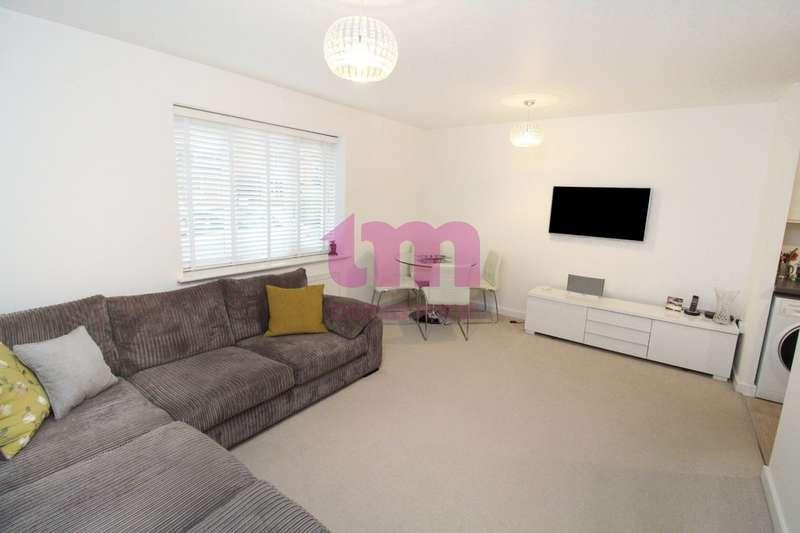 2 Bedrooms Ground Flat for sale in Bridgland Road, Purfleet