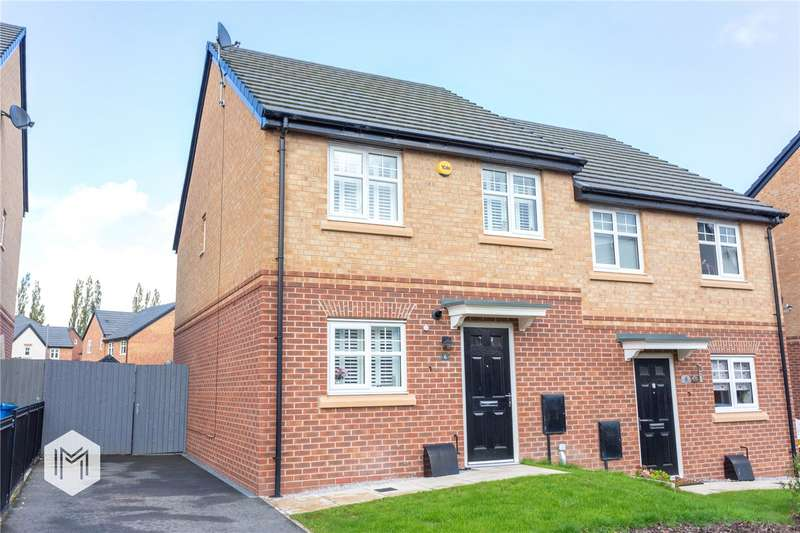 3 Bedrooms Semi Detached House for sale in Stothert Street, Atherton, Manchester, M46