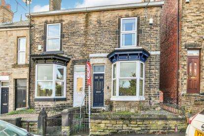3 Bedrooms Terraced House for sale in Wadsley Lane, Sheffield, South Yorkshire