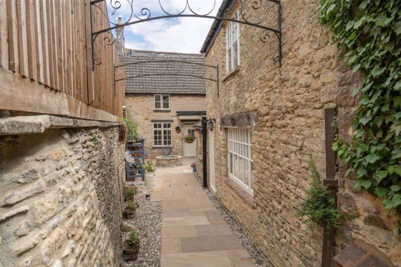 5 Bedrooms Terraced House for sale in Burford Street, Lechlade, Gloucestershire