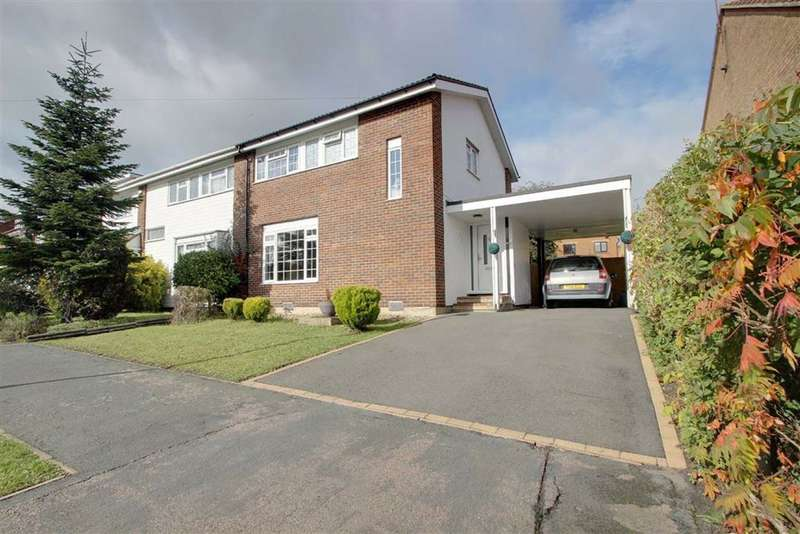 3 Bedrooms Semi Detached House for sale in Abbots Langley