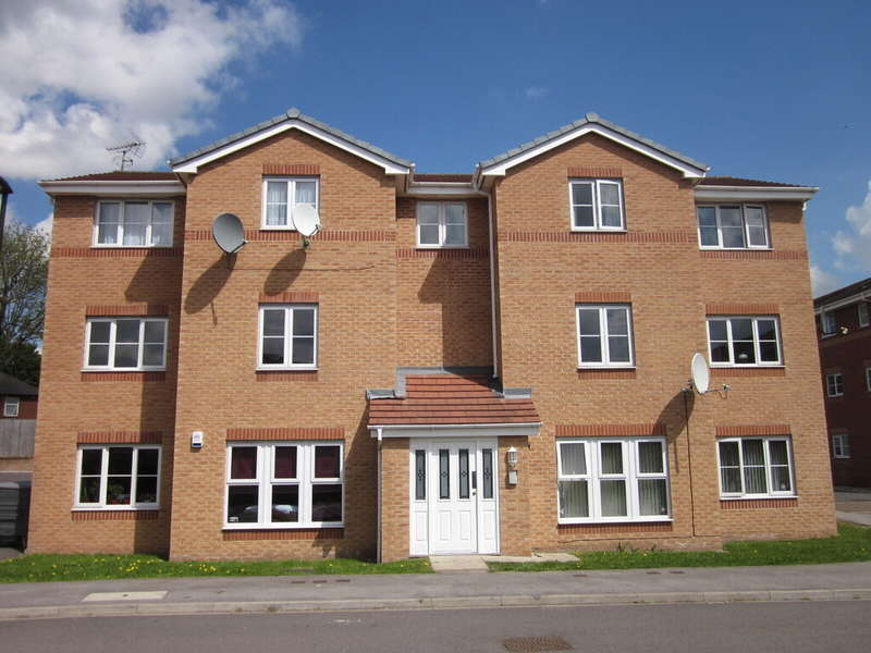 2 Bedrooms Apartment Flat for rent in Fielder Mews, Firth Park
