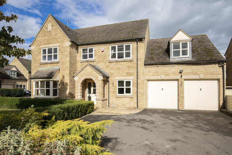 5 Bedrooms Detached House for sale in The Finches, Greet GL54 5NR