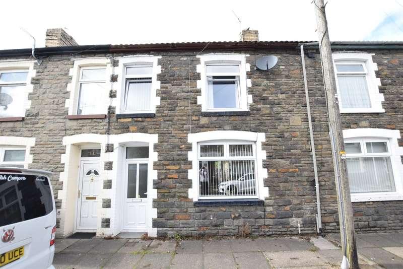 3 Bedrooms Terraced House for sale in Hanbury Street, Glan Y Nant, BLACKWOOD