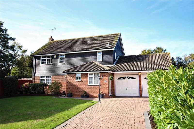 4 Bedrooms Detached House for sale in Badgers Mount
