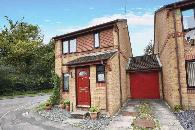 3 Bedrooms Link Detached House for sale in Chineham, Basingstoke, RG24