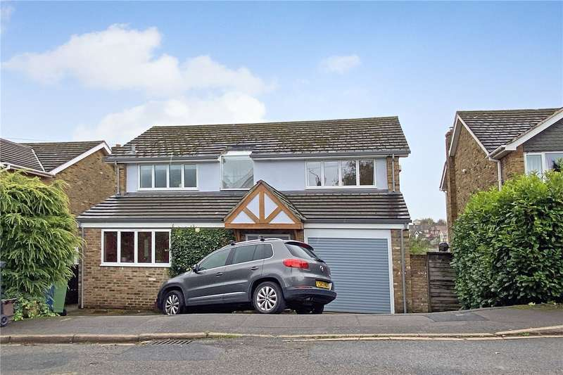 4 Bedrooms Detached House for sale in Milton Fields, Chalfont St. Giles, Buckinghamshire, HP8