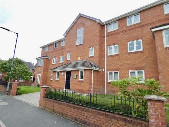 2 Bedrooms Flat for sale in Livingston Avenue, Manchester, M22