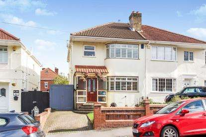 3 Bedrooms Semi Detached House for sale in Southampton, Hampshire, United Kingdom