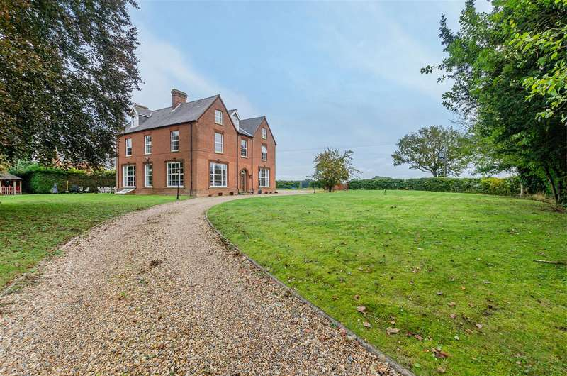 9 Bedrooms Detached House for sale in Bracon Ash, NR14