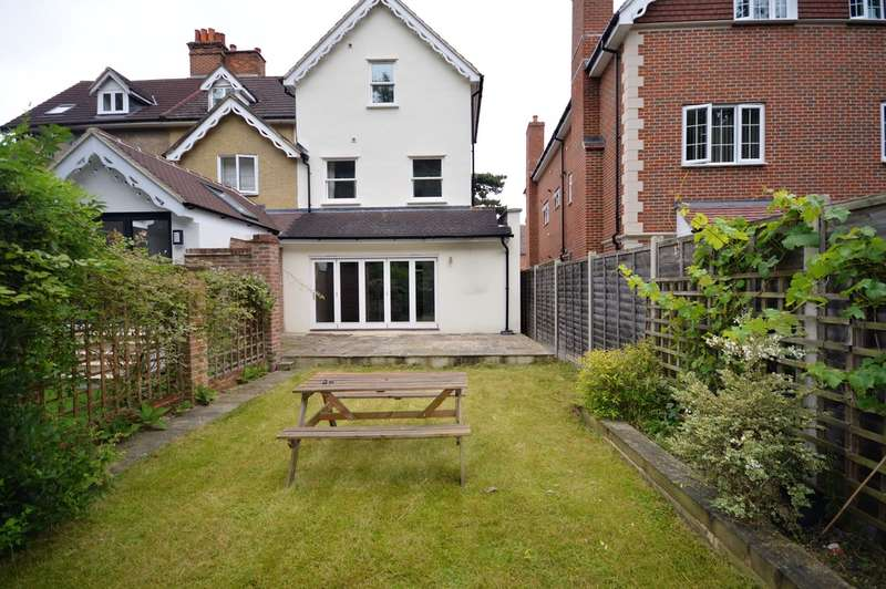 4 Bedrooms Town House for rent in Reigate, Surrey