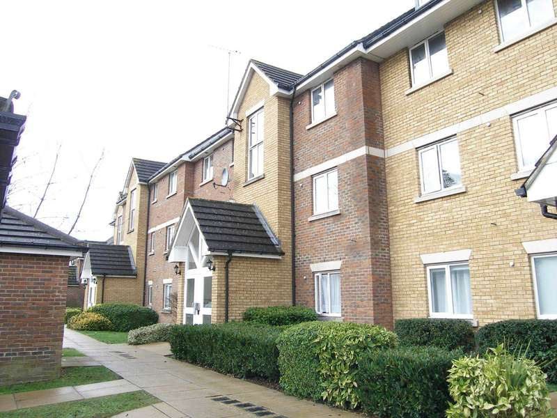 1 Bedroom Flat for sale in Farthing Close, Watford Fields