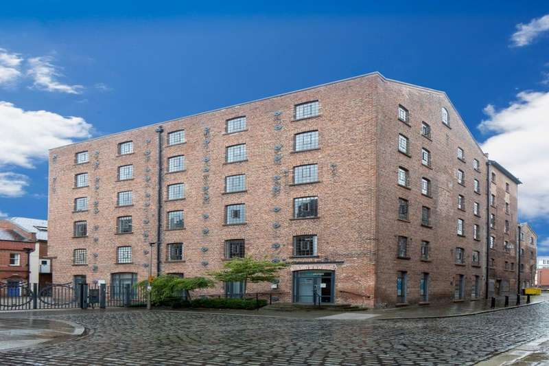 2 Bedrooms Flat for rent in Steam Mill Street, Chester, CH3
