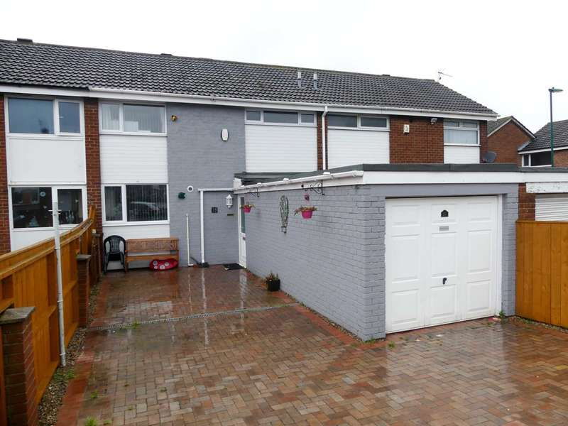 3 Bedrooms Terraced House for sale in Somerset Road, Eston