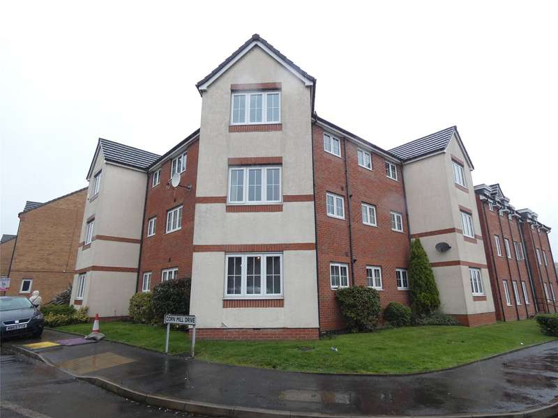 2 Bedrooms Flat for sale in Ceres Chase, Farnworth, Bolton, BL4