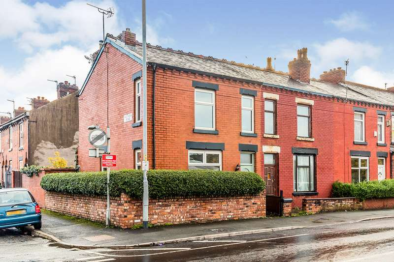 3 Bedrooms End Of Terrace House for sale in Chapman Street, Gorton, Manchester, M18