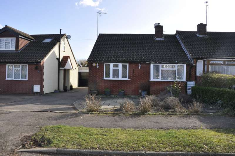 2 Bedrooms Semi Detached Bungalow for sale in Field View Road, Potters Bar, EN6