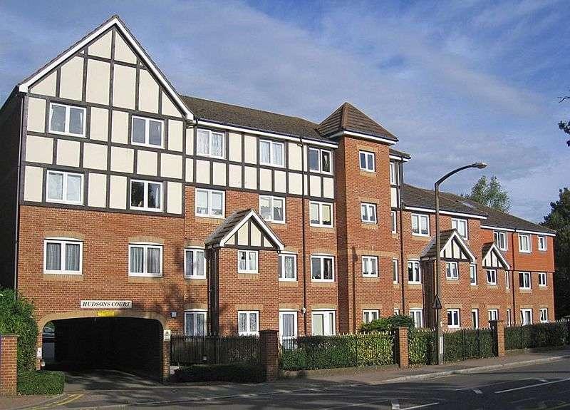 1 Bedroom Retirement Property for sale in Darkes Lane, Potters Bar, EN6