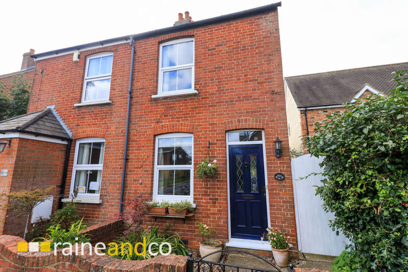 3 Bedrooms Semi Detached House for sale in High Street, Codicote, SG4