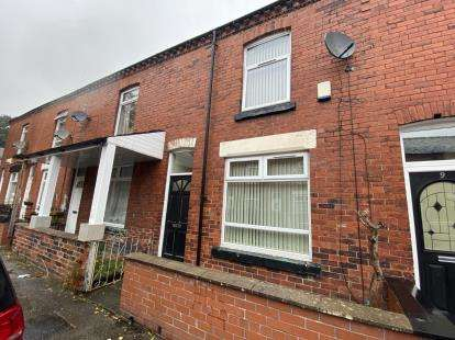 2 Bedrooms Terraced House for sale in Richelieu Street, Great Lever, Bolton, Greater Manchester, BL3