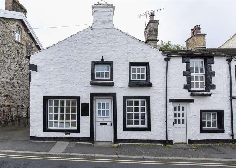 1 Bedroom Terraced House for sale in 5 Main Street, Ingleton
