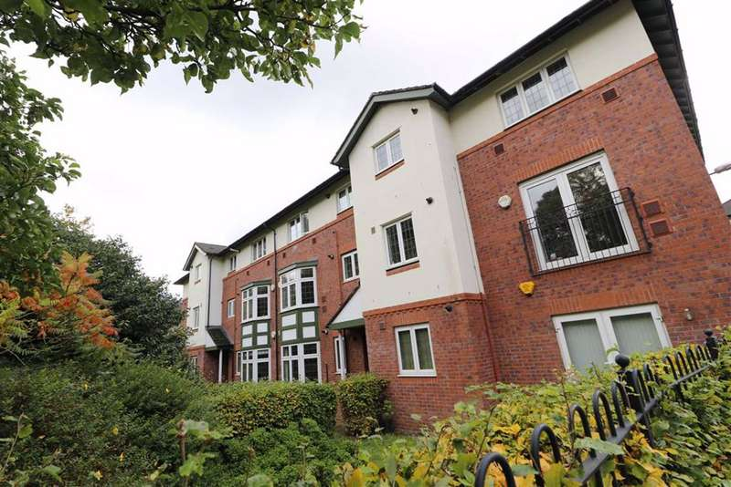 2 Bedrooms Apartment Flat for sale in 245 Barlow Moor Road, Chorlton, Manchester, M21