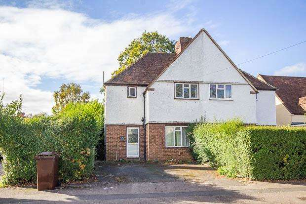 3 Bedrooms Semi Detached House for sale in Shakespeare Road, St Marks, Cheltenham, GL51 7HH