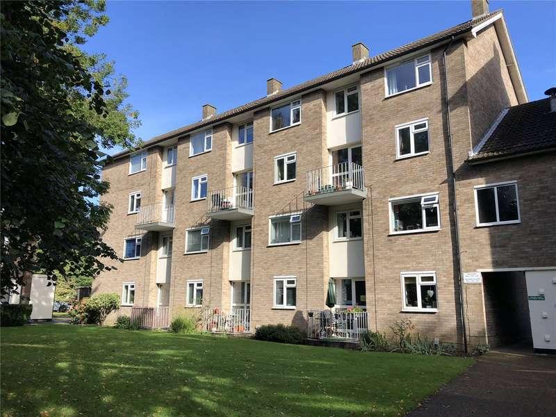 2 Bedrooms Apartment Flat for sale in Hughenden Road, St. Albans, Hertfordshire, AL4