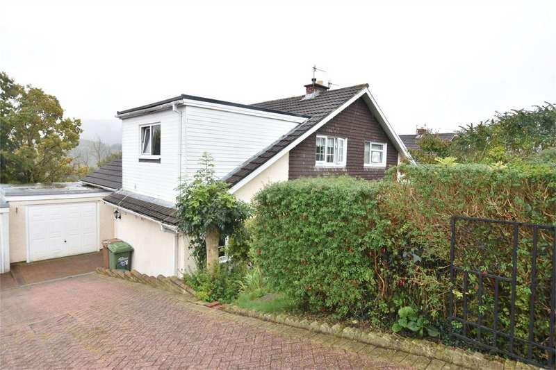 3 Bedrooms Semi Detached House for sale in Manor Park, Newbridge, Newport, Caerphilly