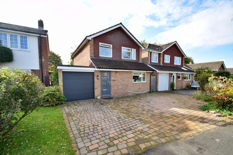 3 Bedrooms Detached House for sale in South Wonston