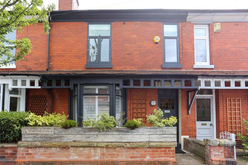 3 Bedrooms Terraced House for sale in Arley Avenue, West Didsbury, Manchester, M20