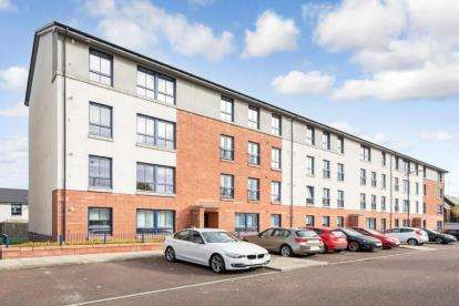 1 Bedroom Flat for sale in Kilbride Terrace, Oatlands, Glasgow