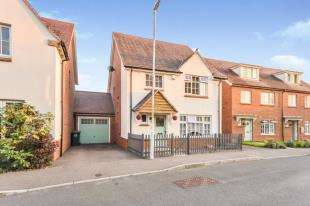 4 Bedrooms Detached House for sale in St. Catherines Road, Maidstone, Kent