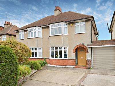 3 Bedrooms Semi Detached House for sale in Bullhead Road, Borehamwood