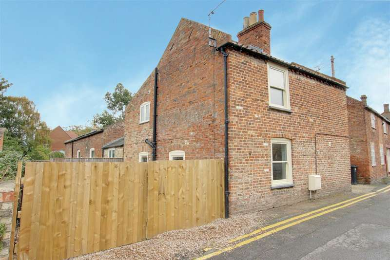 2 Bedrooms Detached House for sale in Chapel Street, Alford