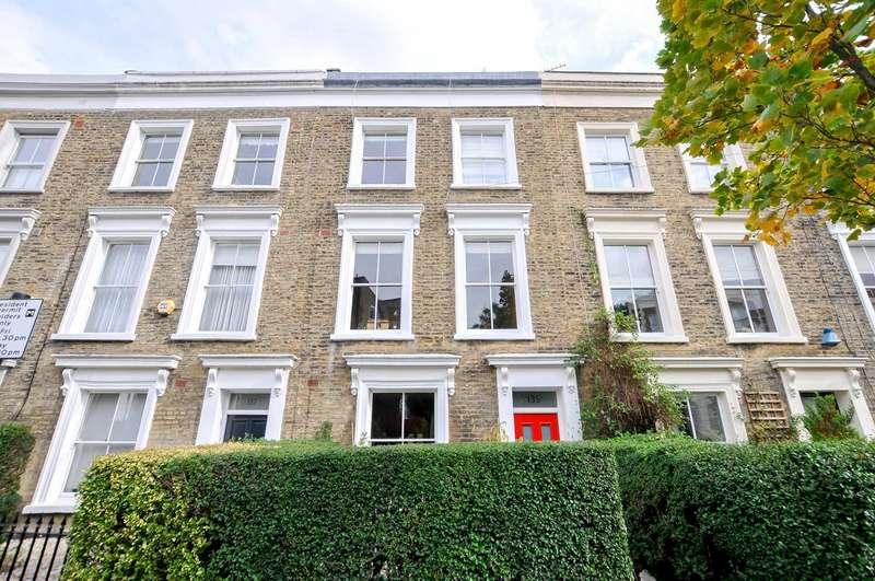 4 Bedrooms Terraced House for sale in Shakspeare Walk, London