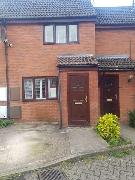 2 Bedrooms Terraced House for sale in Britten Close, Borehamwood, Hertfordshire, WD6