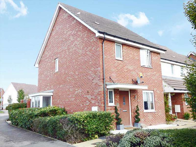 3 Bedrooms End Of Terrace House for sale in Meldon View, Dartford