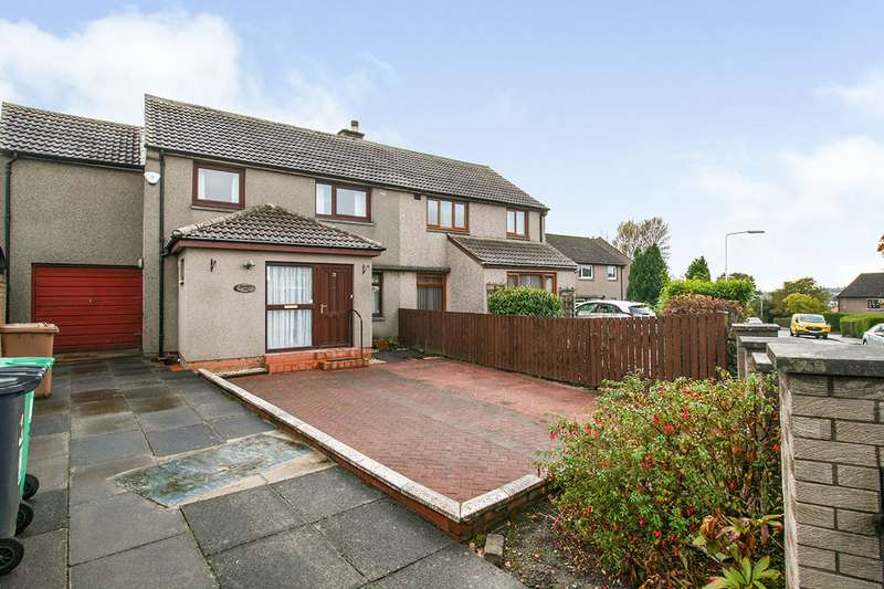 4 Bedrooms Semi Detached House for sale in Gellatly Road, Dunfermline, KY11