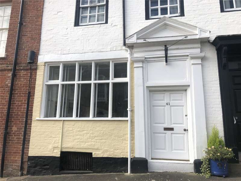 Office Commercial for rent in 41 Broad Street, Ludlow, Shropshire, SY8 1NL