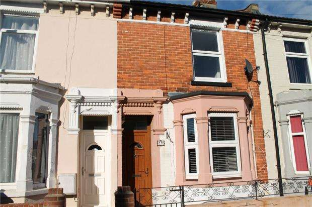 3 Bedrooms Terraced House for sale in Seafield Road, Portsmouth