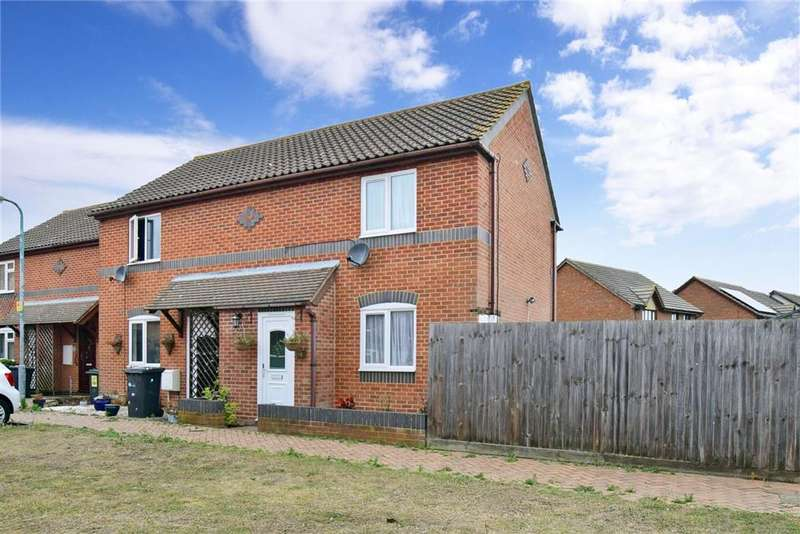 2 Bedrooms End Of Terrace House for sale in Maple Gardens, , Hersden, Canterbury, Kent